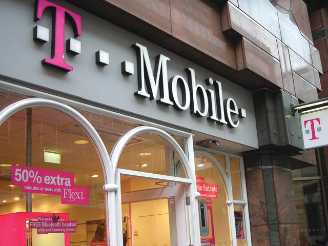 T Mobile verliest weer klanten