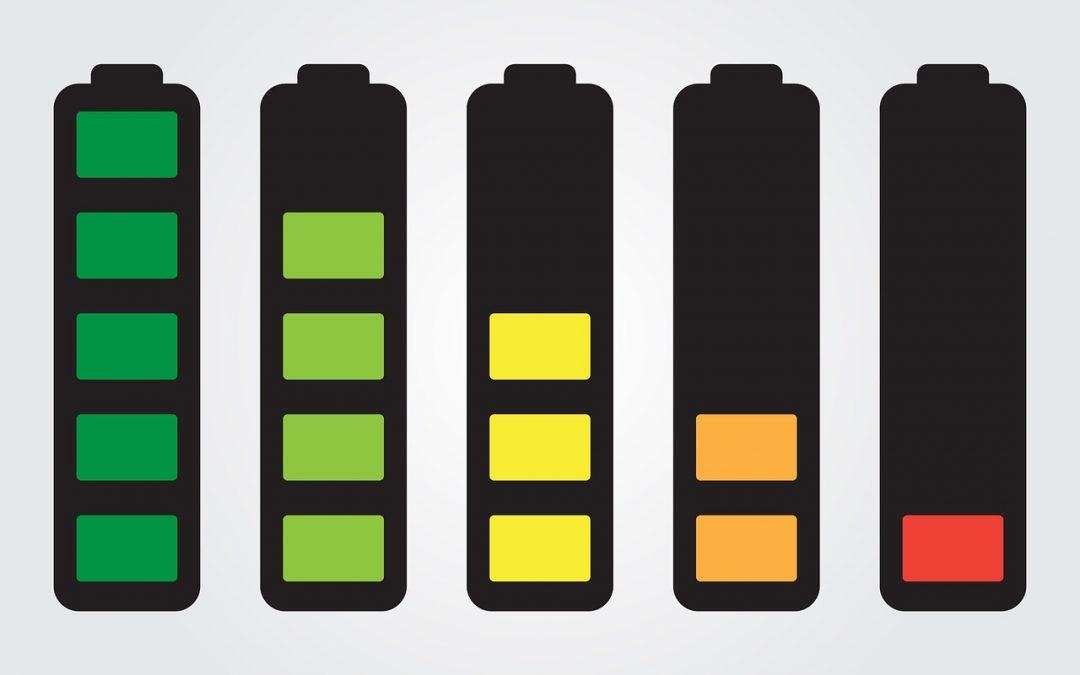Laat je batterij lang meegaan met deze tips