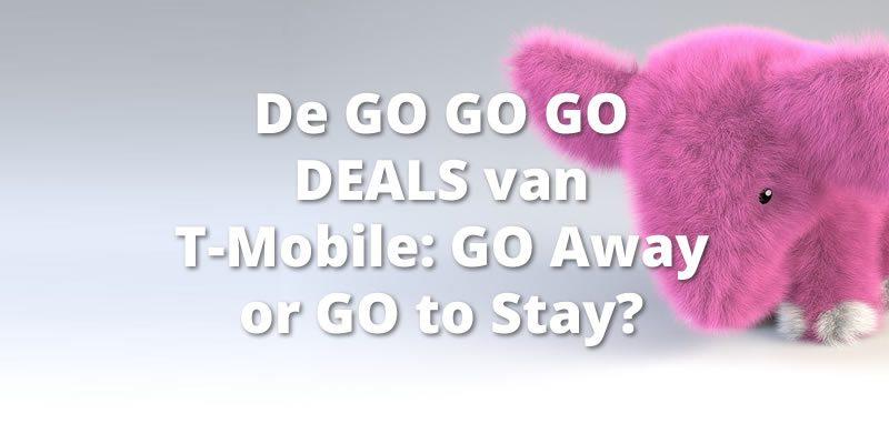 T-Mobile GO GO GO Deals